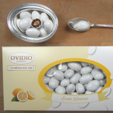 cioccomandorla aroma limone