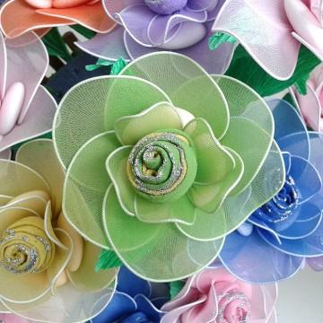 Rosa bomboniera